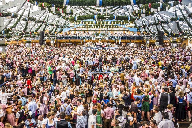 Oktoberfest Mu¦ênchen Ratgeber   Die beste Bierzapfanlage für den Heimgebrauch