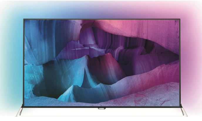 PHILIPS 65PUS7600   Ambilight TV 65 Zoll, UHD 4K, 3D für 1.999€
