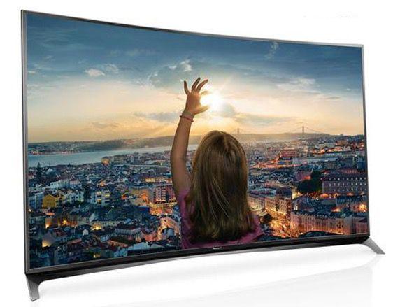 Panasonic TX 55CR850E   55 Zoll 3D 4K Fernseher für 1.666€ (statt 1.969€)