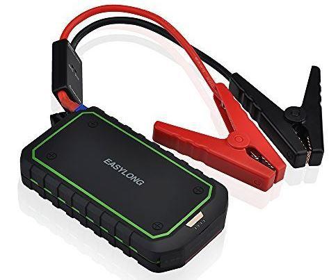 Patuoxun Compact Car Jump Starter Patuoxun Compact Car Jump Starter für Autobatterien und USB für 58,99€