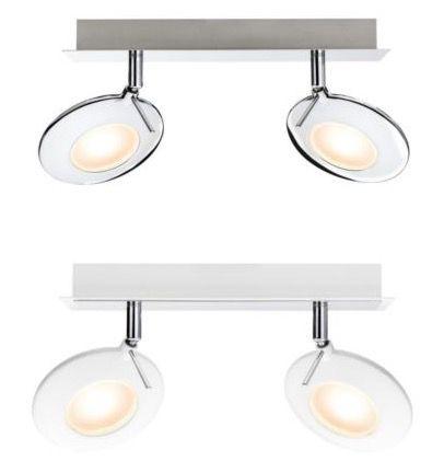 Paulmann Orb   LED Balken Spotlights in 2 Farben für je 24,95€