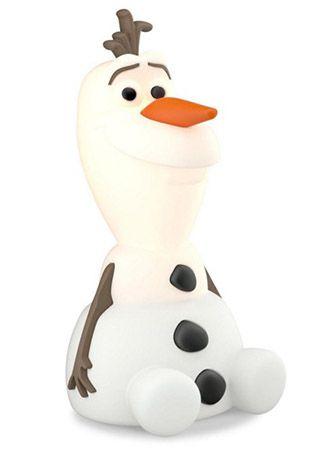 Philips Disney Frozen Olaf LED Nachtlicht für 12,99€ (statt 18€)