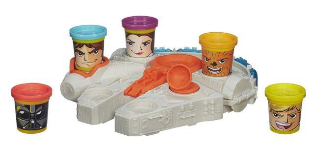 Play-Doh Star Wars