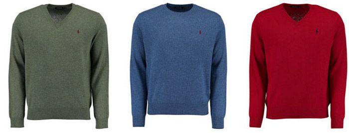 Polo Ralph Lauren Merino Knaller! Polo Ralph Lauren Merino Pullover für je 47,92€ (statt 70€)
