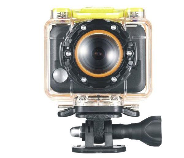 Praktica SC1   5MP Aktioncamera mit WLan für 39,95€