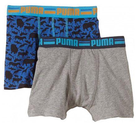 4er Pack Puma Kinder Boxershorts für 7,46€ (statt 9€)