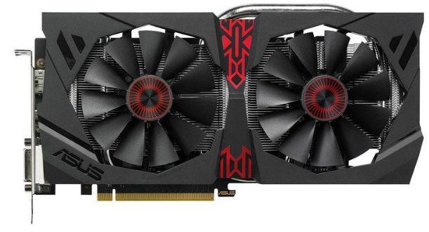 Asus Radeon R9 380 Strix 2GB Grafikkarte für 148,98€ (statt 164€)
