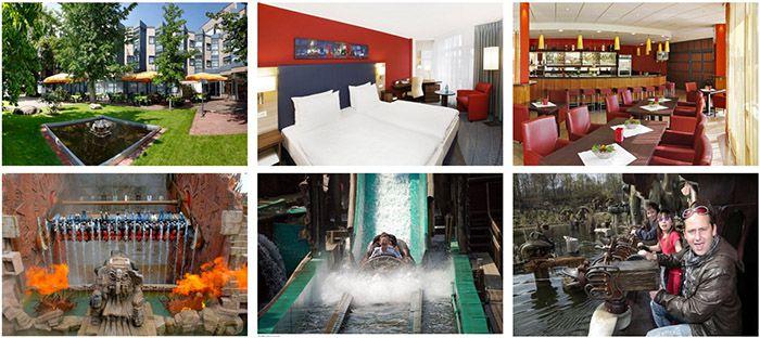 Phantasialand + 1 2 ÜN im 4* Hotel mit Frühstück ab 79€ p.P.