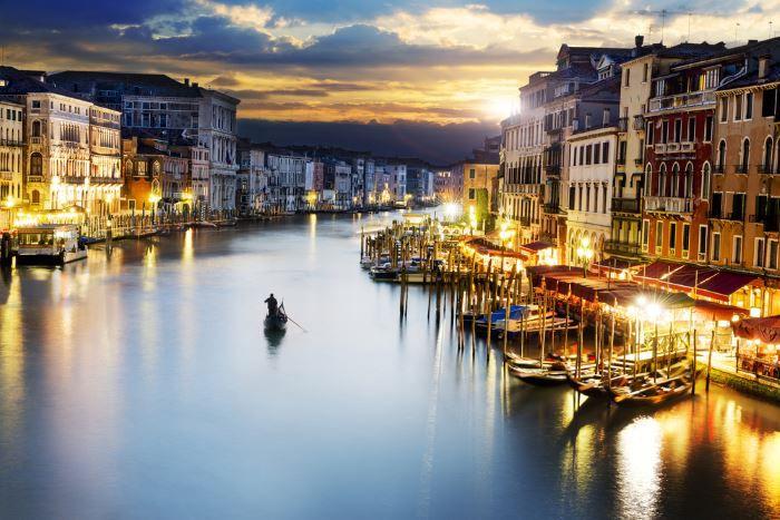 Rialto in Venedig