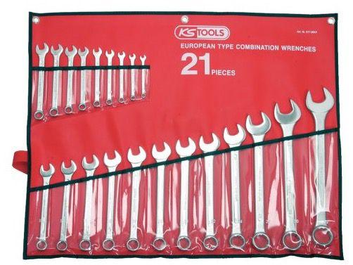 KS Tools Ringmaulschlüsselsatz 21 teilig für 58,94€ (statt 80€)