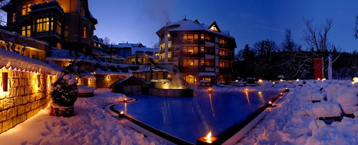 2 ÜN im Harz im 5* Luxus Hotel mit Vollpension ab 199€p.P.