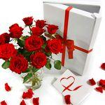 BloomPost Valentins-Angebot mit bis zu 60% Rabatt bei Brands4Friends – z.B. 12 Rosen + Liebesbrief für 15,99€