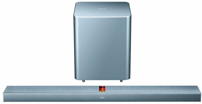 Samsung HW H751   4.1 Multiroom Soundbar 320 Watt statt 509€ für 356,72€