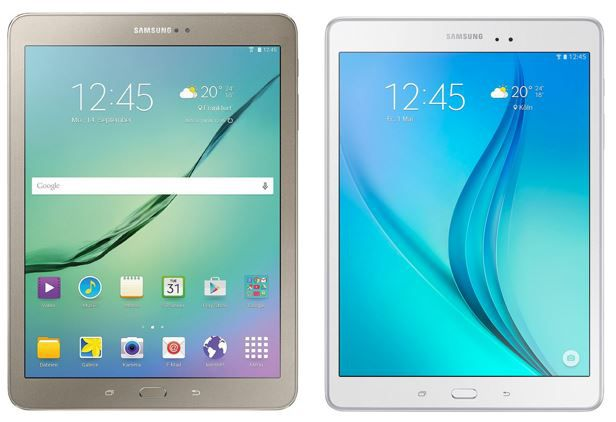 Samsung Tablets Samsung Tablets heute im Amazon Tagesangebot   Samsung Galaxy Tab A T550N 9Zoll für 189,99€
