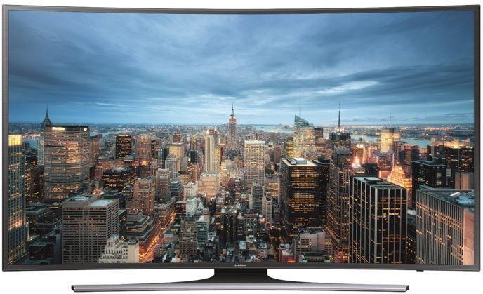 Samsung UE40JU6550   40 Zoll curved Smart TV mit triple Tuner und UHD für nur 555€