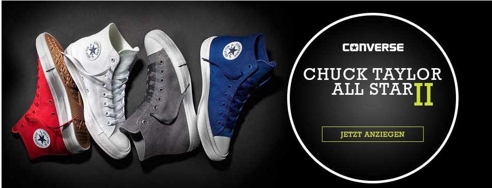 Sartoo Converse Spartoo mit 20% oder 15€ sofort Rabatt   günstige Sneaker: NIKE, Converse .....