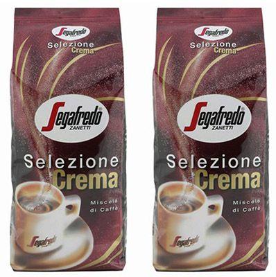 2kg Segafredo Selezione Crema Bohnen für 23,40€ (statt 30€)