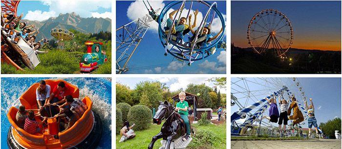 Skyline Park Allgäu Skyline Park Tagesticket für 16,95€ (statt 26€)