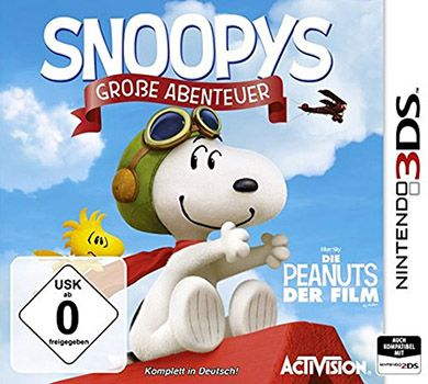 Snoopys Große Abenteuer (3DS) ab 19€ (statt 27€)