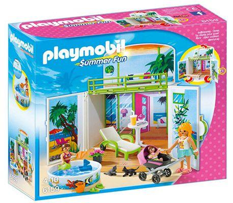 Playmobil Aufklapp Spiel Box Sonnenterrasse ab 10,58€ (statt 19€)