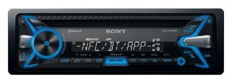 Sony MEX N4100BT Autoradio (USB, Bluetooth) für 84,99€ (statt 102€)
