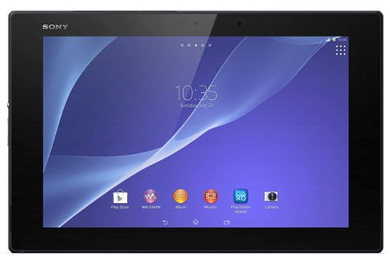 Sony Xperia Z2 Sony Xperia Z2   10 Zoll LTE Tablet mit 16GB für 199,90€