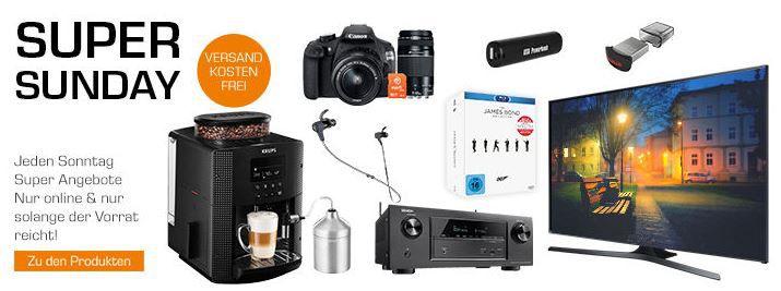 DENON AVR X3200W   AV Receiver, Internetradio für 649€ und weitere gute Saturn Super Sunday Deals