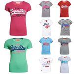 Superdry Damen Shirts verschiedene Modelle für je 10,36€ (statt 20€)