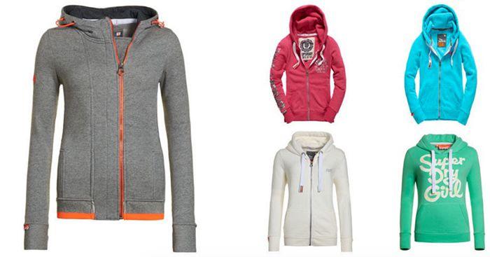 Superdry Damen Pullover & Sweater für je 39,95€