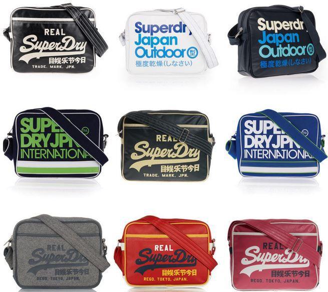 Superdry Messender Bag