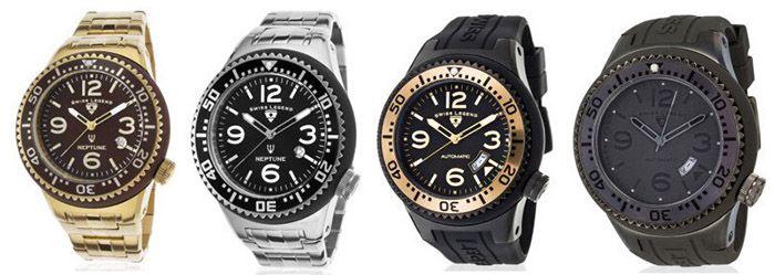 Swiss Legend Uhren Sale mit bis zu 70% bei vente privee