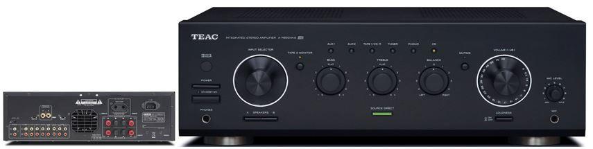 Teac A R650MK2 Teac A R650MK2   Stereo Vollverstärker für 289€