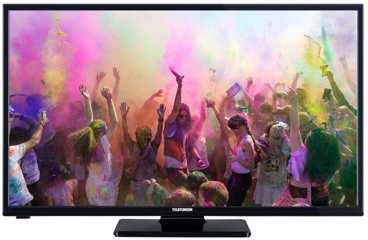 Telefunken TV Angebot Telefunken Fernseher stark reduziert   heute als Amazon Tagesangebot