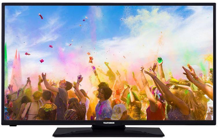 Telefunken XF40A100 Telefunken XF40A100    40 Zoll TV mit triple Tuner für nur 299,99€