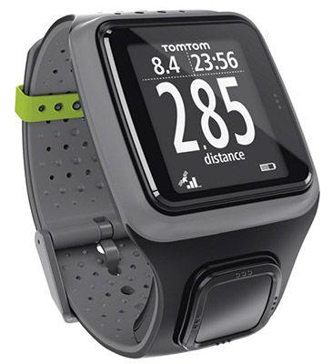 TomTom Runner TomTom Runner GPS Uhr für 79,95€ (statt 91€)   refurbished!