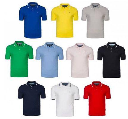 Tommy Hilfiger Polo Tommy Hilfiger Kurzarm Polohemden für je 31,95€ (statt 38€)