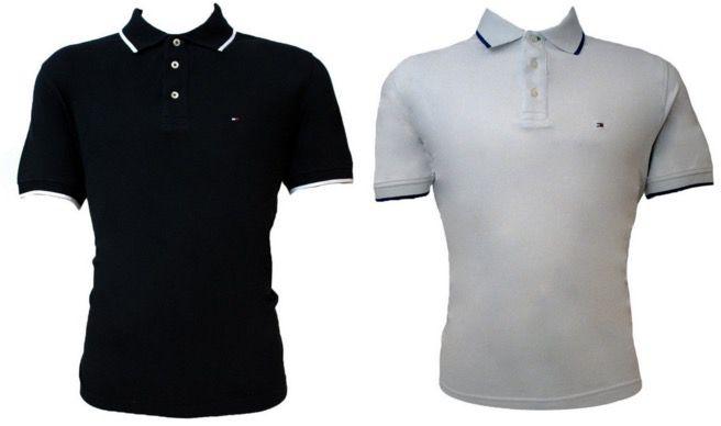 Tommy Hilfiger Kurzarm Polohemden für je 31,95€ (statt 38€)