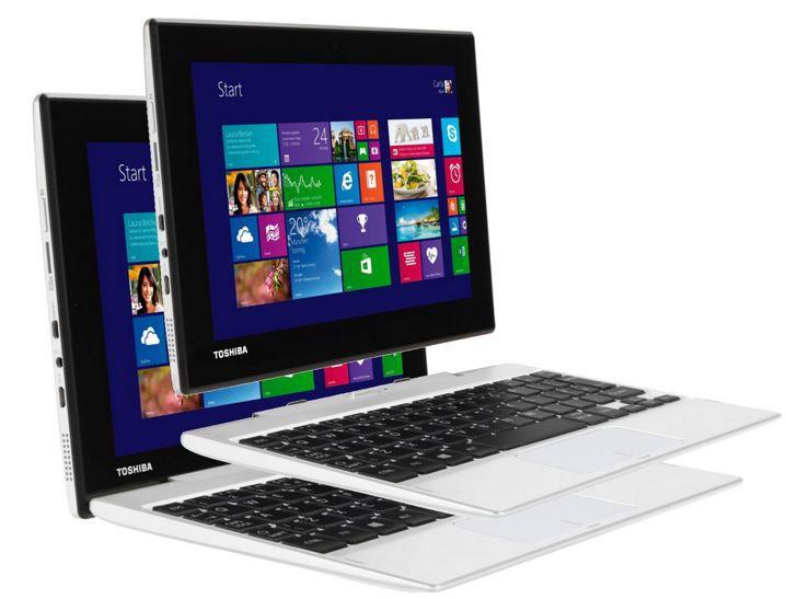 Toshiba Satellite Click Mini L9W B 103   9 Zoll Full HD Notebook mit 64GB für 199€