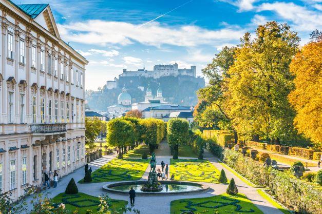 Tourismusziel Oesterreich Ratgeber: Mit D A Packs auch in Österreich bestellen und nach Deutschland liefern