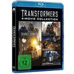 Transformers Teil 1-4 Blu-ray für 12,90€ (statt 20€)