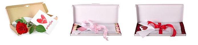 BloomPost Valentins Angebot mit bis zu 60% Rabatt bei Brands4Friends   z.B. 12 Rosen + Liebesbrief für 15,99€