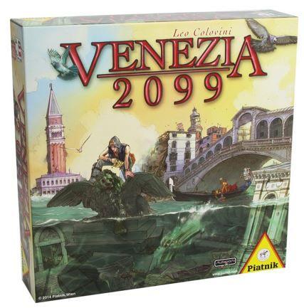 Venezia 2099 Piatnik 6335   Venezia 2099   Brettspiel für 2 5 Personen ab 13,16€