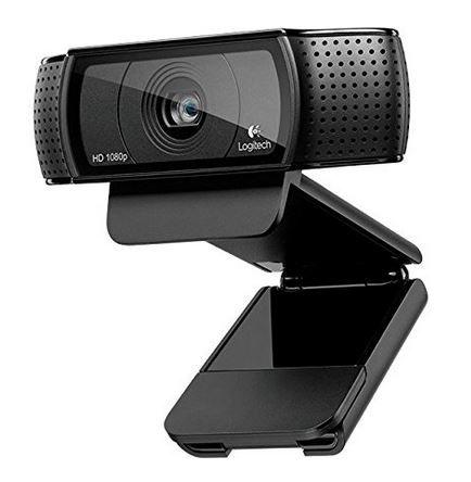 Logitech C920 HD Pro USB Webcam für 41,99€ (statt 63€)   Prime