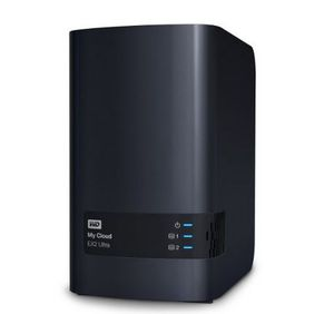 WD MY Cloud EX2 Ultra NAS 12TB 2 Bay (2x6TB) für 332,91€ (statt 425€)