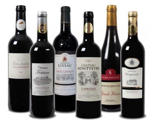 20,17€ Gutschein bei Weinvorteil + VSK frei