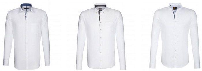 25% Rabatt auf weiße Hemden und Blusen bei Seidensticker