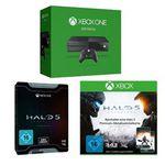 Xbox One 500 GB Konsole 2015 + Halo 5: Guardians – Limited Edition + Halo 5 Sammelkarte für 299€ nur heute