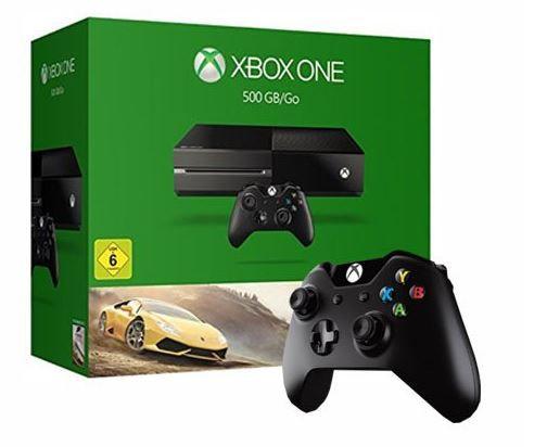 Xbox One 500GB 2014 inkl. Forza Horizon + Xbox One Wireless Controller B Ware für 219€