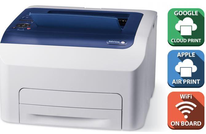 Xerox Phaser 6022NI Xerox Phaser 6022NI Farblaserdrucker mit Air Print für 129€