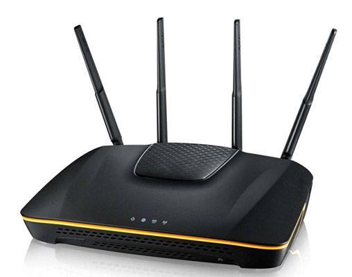 ZyXEL Armor Z1 Dual Band Wireless AC2350 Media Router für 105,90€ (statt 161€)